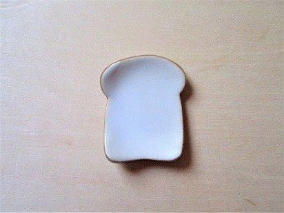 食パンの箸置き(美濃焼)