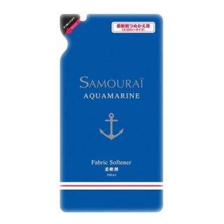 サムライ アクアマリン 柔軟剤≪詰替え用≫(500ml)