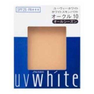 ★送料無料★資生堂 UVホワイト ホワイトスキンパクト オークル10(レフィル)(12g)