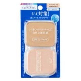 資生堂 アクアレーベル ホワイトパウダリー オークル10(レフィル)(11.5g)