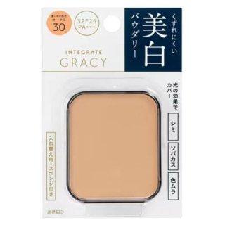 資生堂 インテグレートグレイシィ ホワイトパクトEX オークル30(レフィル)(11g)