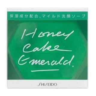 ★6個セット★資生堂 ホネケーキ(エメラルド)NA(100g)