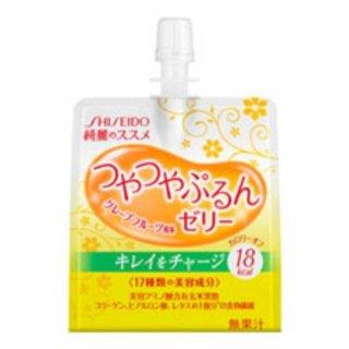 ★6個セット★資生堂 綺麗のススメ つやつやぷるんゼリー (グレープフルーツ風味) (150g)