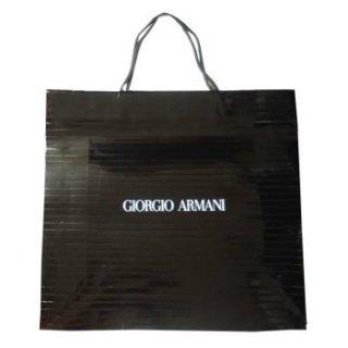 ★ショップバッグ★ジョルジオアルマーニI紙袋 42×38.5×15