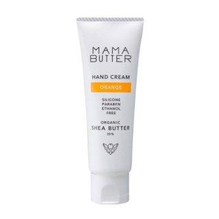 ママバター ハンドクリームオレンジ(40g)