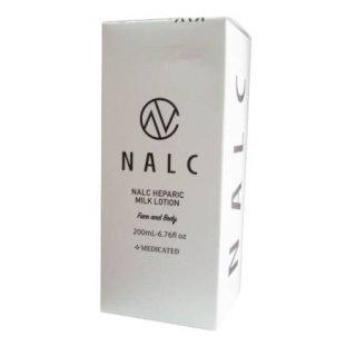 ナルク(NALC) 薬用ヘパリンミルクローション<医薬部外品>(200ml)