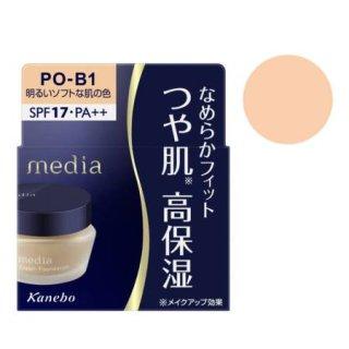カネボウ メディア クリームファンデーションN PO-B1(25g)
