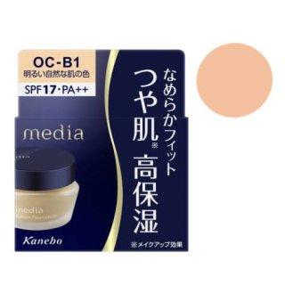 カネボウ メディア クリームファンデーションN OC-B1(25g)