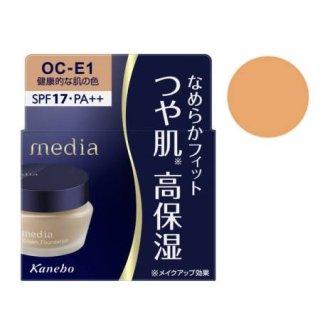 カネボウ メディア クリームファンデーションN OC-E1(25g)