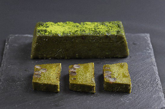 抹茶のテリーヌ(Terrine chocolat Matcha)