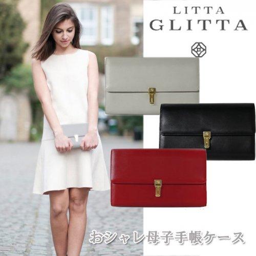 おしゃれ【母子手帳ケース】LITTA GLITTA リッタグリッタ