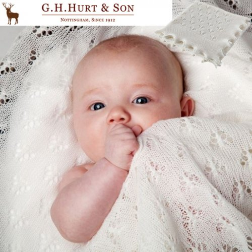 G.H.HURT&SON ジーエイチ ハートアンドサン ベビーギフトセット キャット