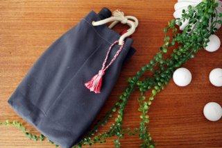 【DM便送料無料】帆布ワインバッグ(1本〜2本入り)