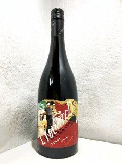 ピノ・ノワール・セントラル・コースト(リベレイテッド・ワイン) 2013 750ml<br>Pinot Noir Central Coast  (Liberated Wine)