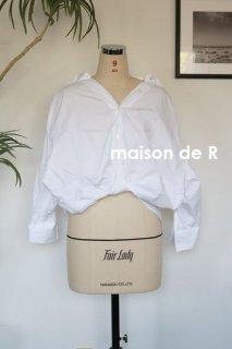 18-03 ラフノットシャツ