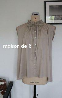 18-07 gather blouse
