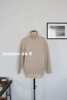 18-11・タートルウールセーター