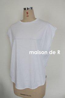 19-07・コットンシルクTシャツ