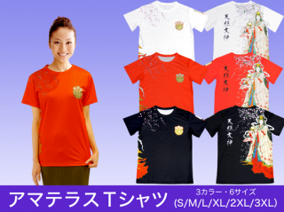 Tシャツ 天照大神 2<img class='new_mark_img2' src='//img.shop-pro.jp/img/new/icons5.gif' style='border:none;display:inline;margin:0px;padding:0px;width:auto;' />
