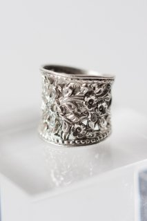 Miao Tribal Relief Ring
