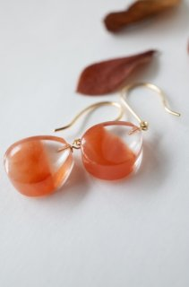 Bicolor Quartz Earrings