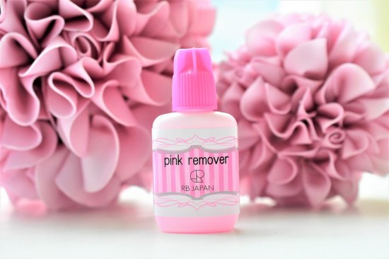 pink remover