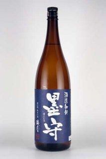 瑞鷹 〜酒道知新〜墨守 本醸造酒 1.8L