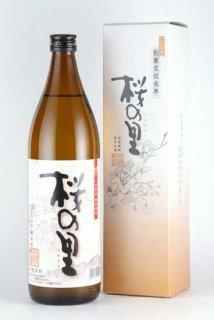 松下醸造場 桜の里(米)25% 900ml