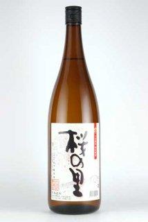 松下醸造場 桜の里(米)25% 1.8L