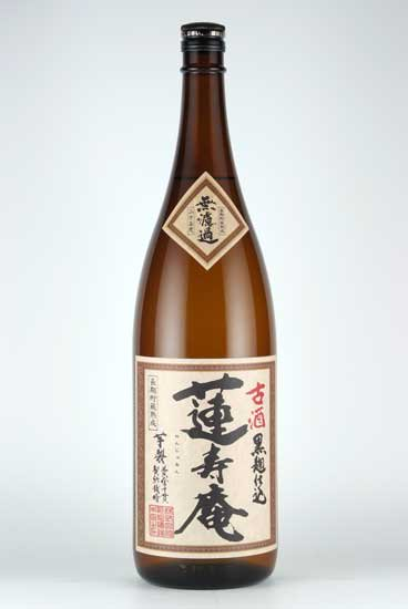 恒松酒造本店 蓮寿庵(芋)25% 1.8L
