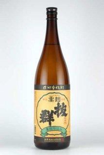 抜群酒造 黒麹抜群(米)25% 1.8L