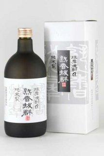 抜群酒造 熟香抜群(米)25% 720ml