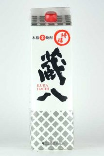 房の露 特醸蔵八パック(米)25% 1.8L