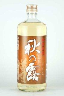 常楽酒造 秋の露 樽(米)25% 720ml