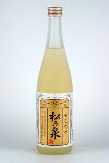 松の泉 かしだる(米)25% 720ml