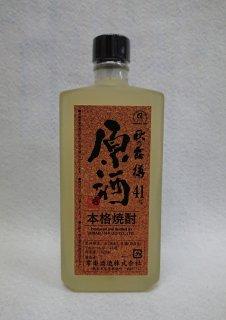 常楽酒造 秋の露 原酒 (米) 41% 720ml