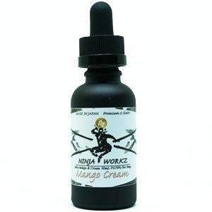 NINJAWORKZ  MangoCream (ニンジャワークス マンゴークリーム) 30ml<img class='new_mark_img2' src='https://img.shop-pro.jp/img/new/icons25.gif' style='border:none;display:inline;margin:0px;padding:0px;width:auto;' />