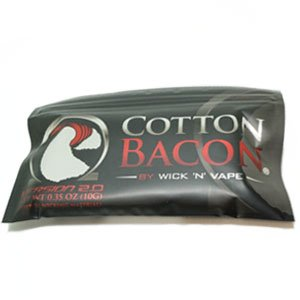 Cotton Bacon(コットンベーコン) V2 by Wick'nVAPE <img class='new_mark_img2' src='//img.shop-pro.jp/img/new/icons25.gif' style='border:none;display:inline;margin:0px;padding:0px;width:auto;' />