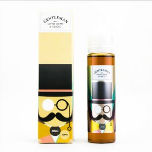 GENTLEMAN COFFEE CREAM&TOBACCO 60ml