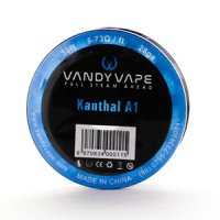 Vandy Vape Kanthal A1 wire <img class='new_mark_img2' src='https://img.shop-pro.jp/img/new/icons25.gif' style='border:none;display:inline;margin:0px;padding:0px;width:auto;' />
