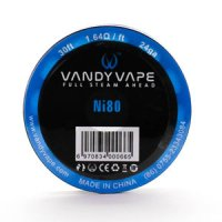 Vandy Vape Ni80 wire <img class='new_mark_img2' src='https://img.shop-pro.jp/img/new/icons25.gif' style='border:none;display:inline;margin:0px;padding:0px;width:auto;' />