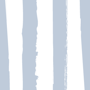 HANDWRITING STRIPE (ハンドライティングストライプ・グレイッシュブルー)