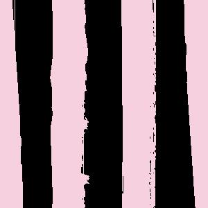 HANDWRITING STRIPE (ハンドライティングストライプ・ベビーピンク)