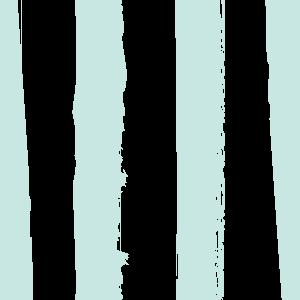 HANDWRITING STRIPE (ハンドライティングストライプ・シャーベットグリーン)