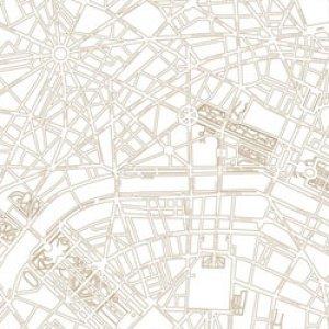 PARIS (パリ・メタリックゴールド)