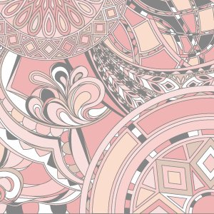 PUCCHI (プッチ・ベージュ&ピンク)