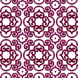 MOROCCO TILE (モロッカンタイル・レッド)