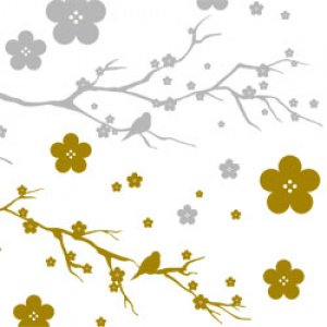 JAPONISM (ジャポニズム・メタリックゴールド&メタリックシルバー)