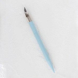 ナイフ (ブルー)