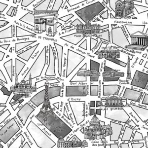 PARIS MAP(パリマップ)